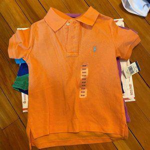 Toddler Boy Ralph Lauren 2T Summer Lot